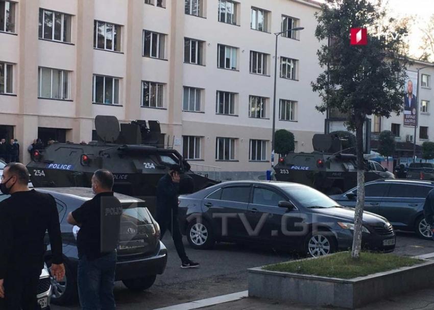 Сергей Шамба: Сухум готов передать преступника Тбилиси